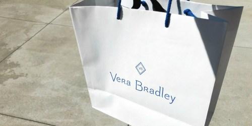 Vera Bradley Duffel Bag as Low as $19.25 Shipped (Regularly $78) & More