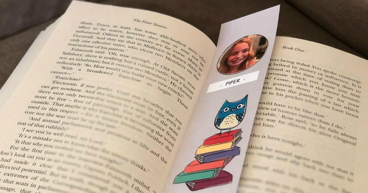 4 FREE Custom Photo Bookmarks + Free Walgreens In-Store Pickup