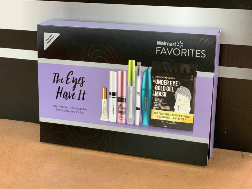 Walmart Beauty Favorites Beauty Boxes From 5 Cosmetics