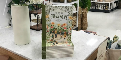 We Are The Gardeners Hardcover Book by Joanna Gaines and Kids Only $13.98 (Just Released Today)