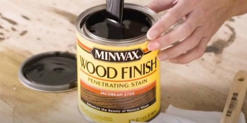Ace Hardware: Minwax Oil-Based Wood Finish Oil Only $5.99 (Regularly $9)