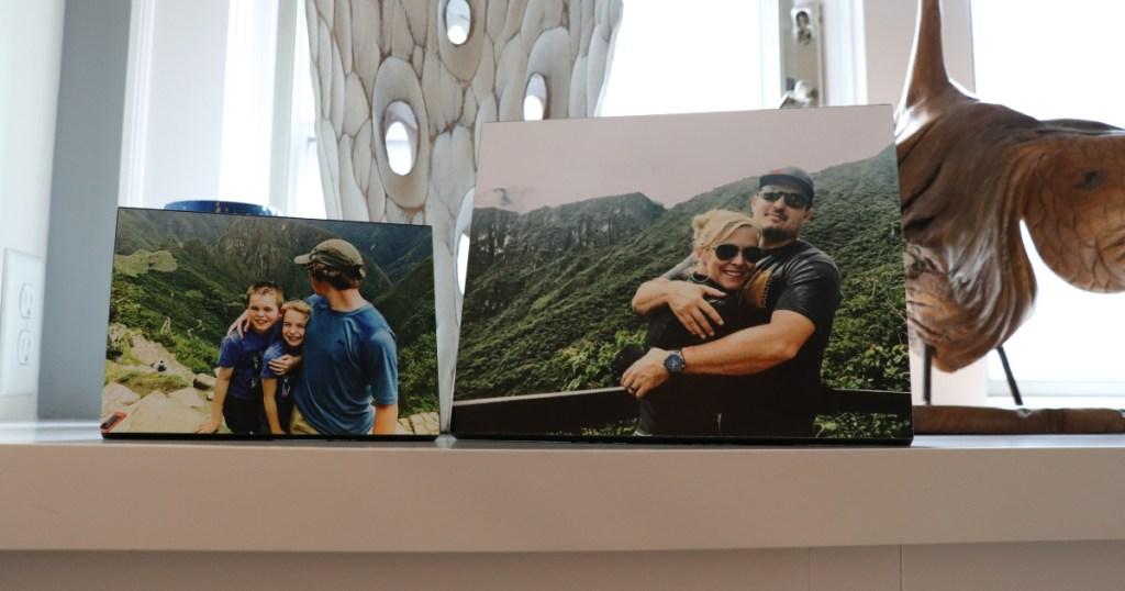 b24928f8 65% Off Wood or Metal Photo Panels + Free Walgreens Store Pick-Up