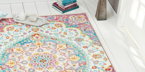 8'x10′ Area Rugs Only $91.78 Shipped (100 Styles to Choose From)
