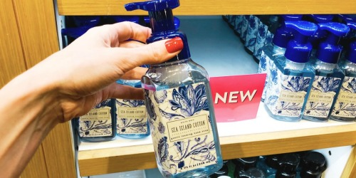 Bath & Body Works Hand Soaps Only $3 Each Shipped + More