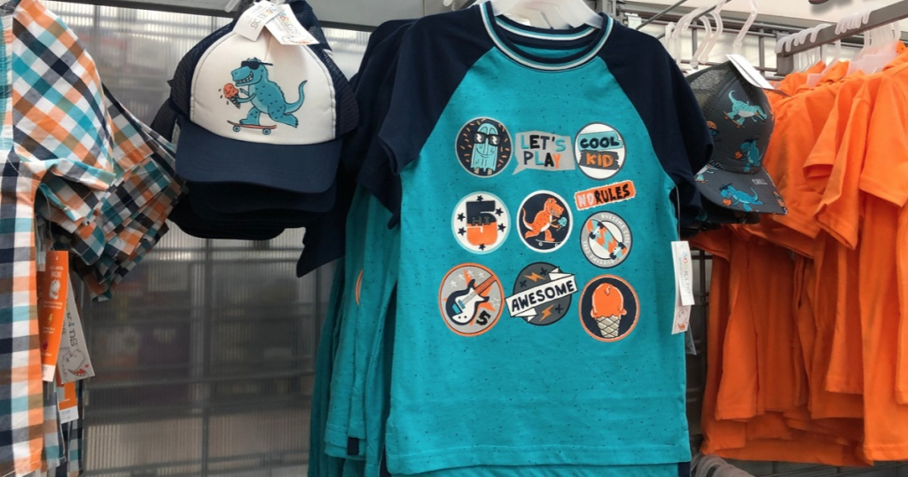 9cc9fa5fd Have You Heard? Walmart Launched a New Line of Kids Apparel (In ...