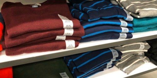 Extra 40% Off Old Navy Boys & Men's Clearance Apparel