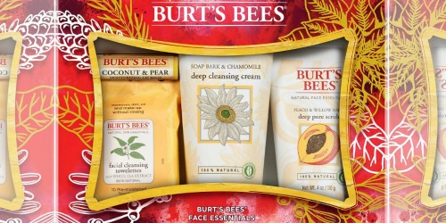 Burt's Bees Gift Sets Just $9.55 at Macy's