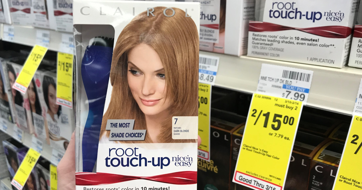 picture relating to Printable Hair Color Coupons identify Order 1, Attain 1 No cost Clairol Hair Coloration Coupon - Hip2Preserve