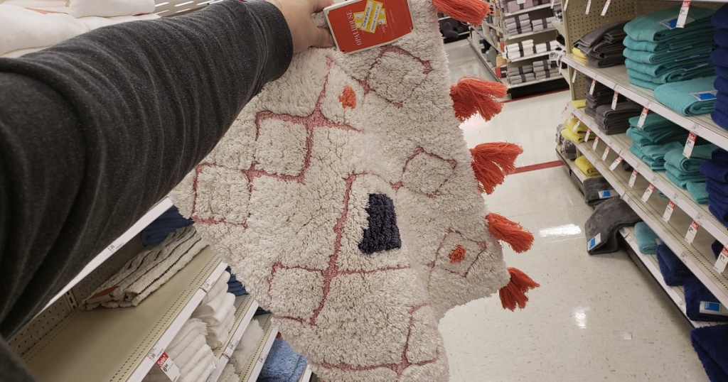 Up To 70 Off Bathroom Rugs At Target