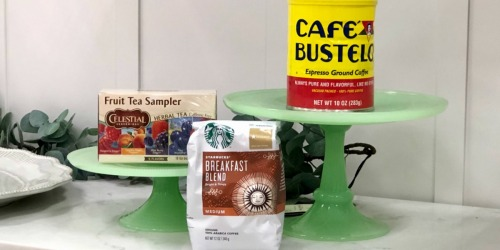50% Off Café Bustelo Ground Coffee & More at Target