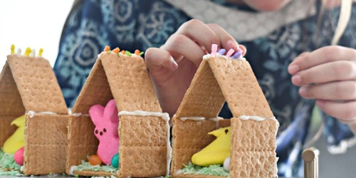 Create Adorable Peeps Houses This Easter!