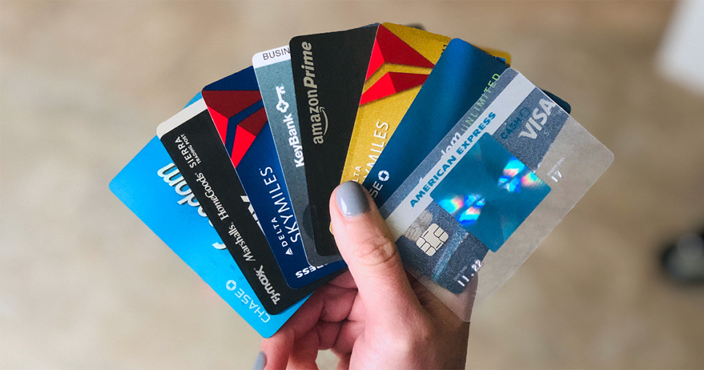fanning out credit cards
