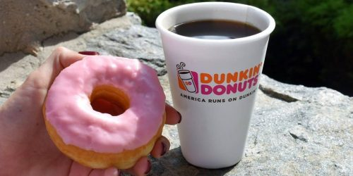 Have Your Coffee & Get a FREE Donut Too with This Simple Tip