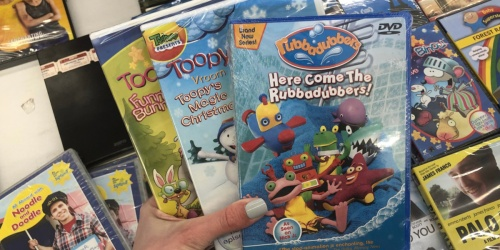 Select DVDs Only $1 at Dollar Tree