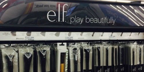 Over $60 Worth of e.l.f. Cosmetics + FREE 3-Piece Gift Just $25 Shipped