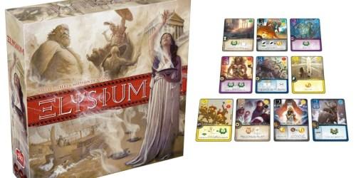 Amazon: Elysium Board Game Just $20.13 (Regularly $60)