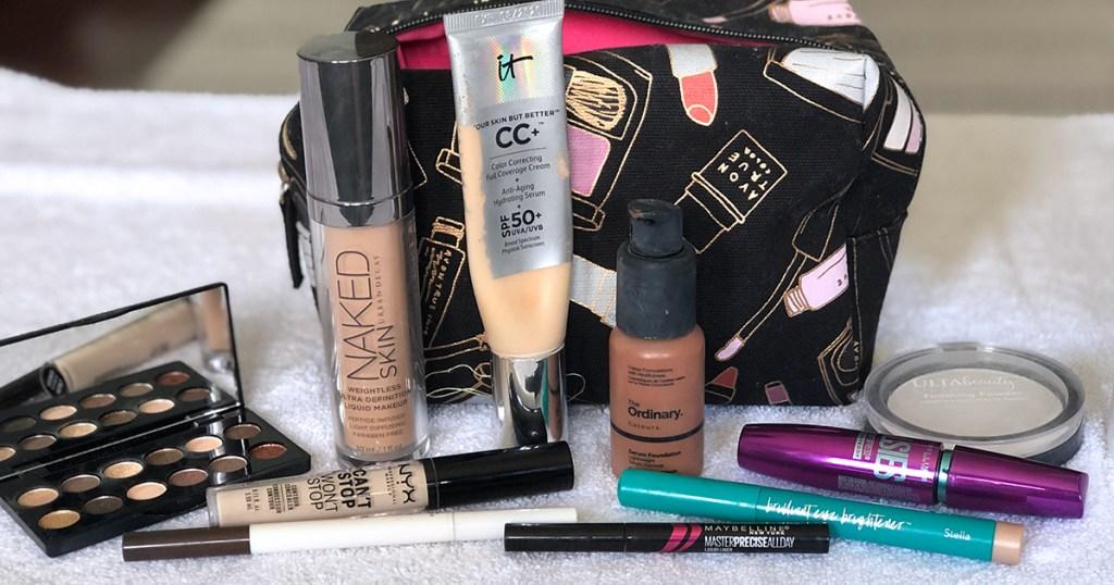 emily's makeup bag makeup and cosmetics