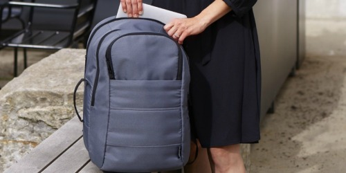 Fit & Fresh Laptop Backpack Just $10.50 (Regularly $35)