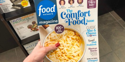 FREE TWO-Year Food Network Magazine Subscription