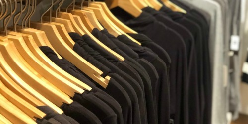 Up to 85% Off Men's & Women's Apparel at Gap Factory