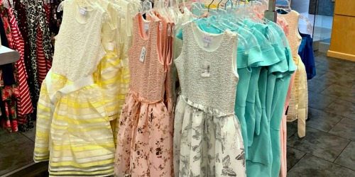 60% Off The Children's Place Easter Dresses & More + FREE Shipping