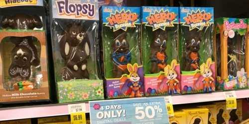 Kroger & Affiliate Shoppers: 50% Off Easter Candy & Decor
