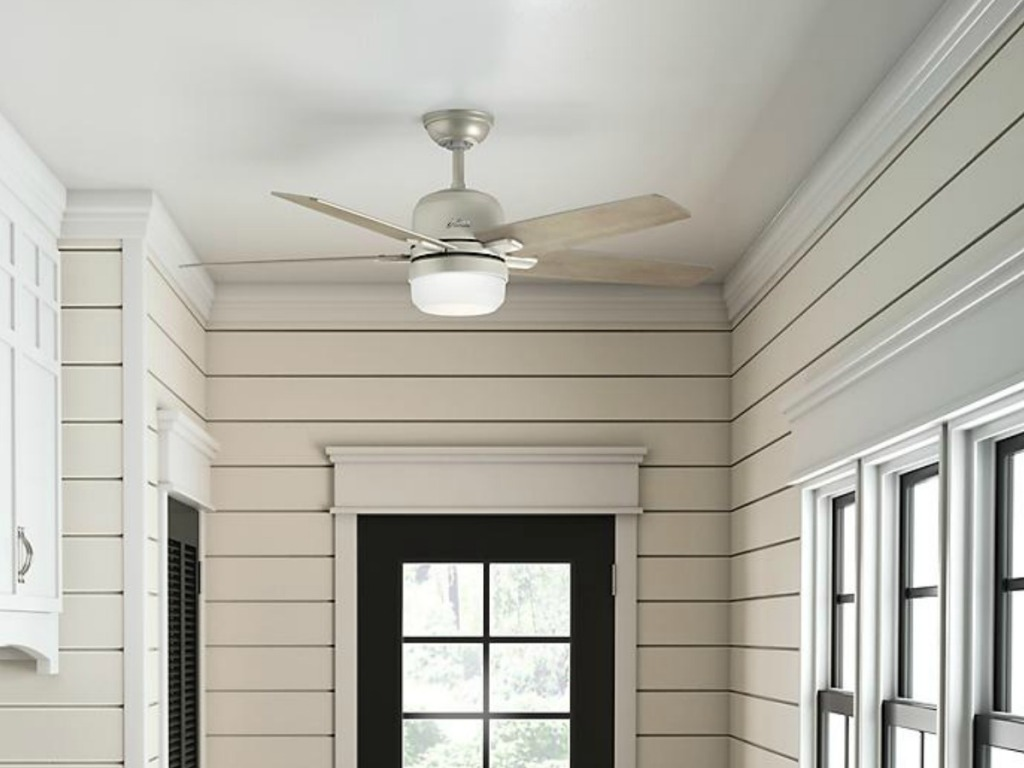 Up To 35 Off Ceiling Fans Free Shipping At Home Depot Hip2save