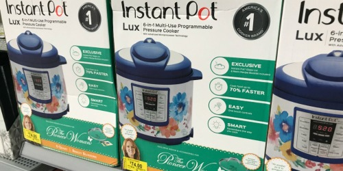 Instant Pot The Pioneer Woman 6-Quart Pressure Cooker Only $74.99 at Walmart
