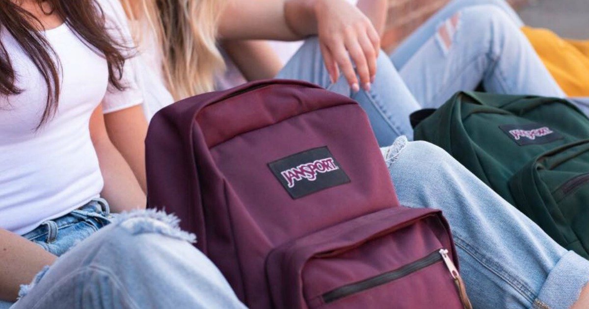JanSport Backpacks as Low as $21 59 Shipped (Regularly $48) at Kohl's