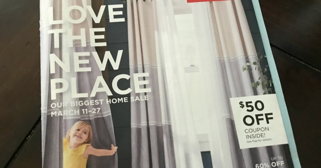 Possible $50 Off $100 JCPenney Home Purchase Coupon (Check Your Mail ...