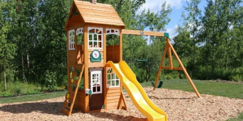 KidKraft McKinley Playset as Low as $787 Shipped (Room for NINE Kiddos to Play)