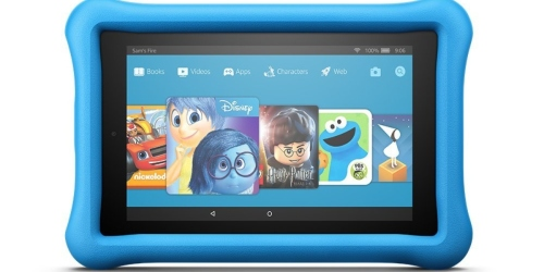Fire 7 Kids Edition Tablet with Case Just $59.99