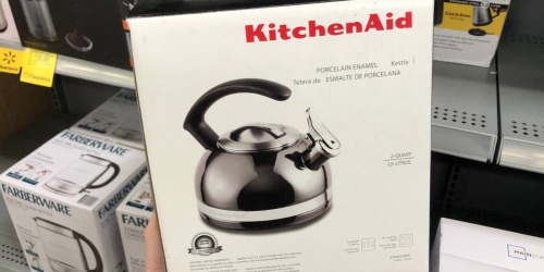 Up to 45% off Select KitchenAid & KRUPS Appliances at Walmart