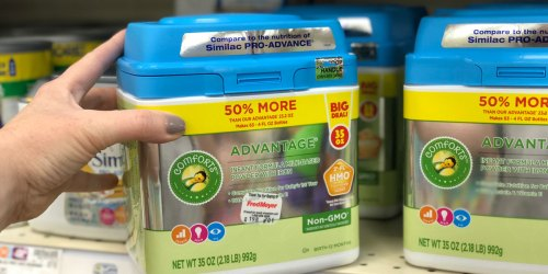 Score $5 Off Kroger Comforts Formula Using Just Your Phone