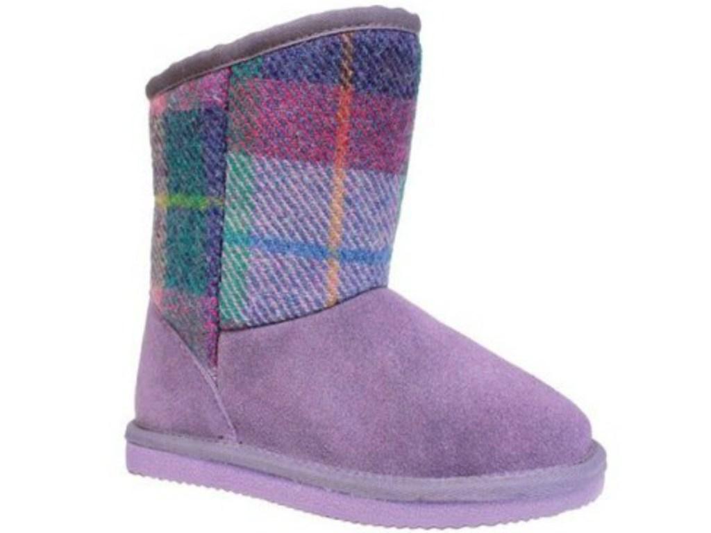 83b92de0739 Lamo Girls Wembley Purple Boot – (select sizes) As low as  8 (regularly   49.99)