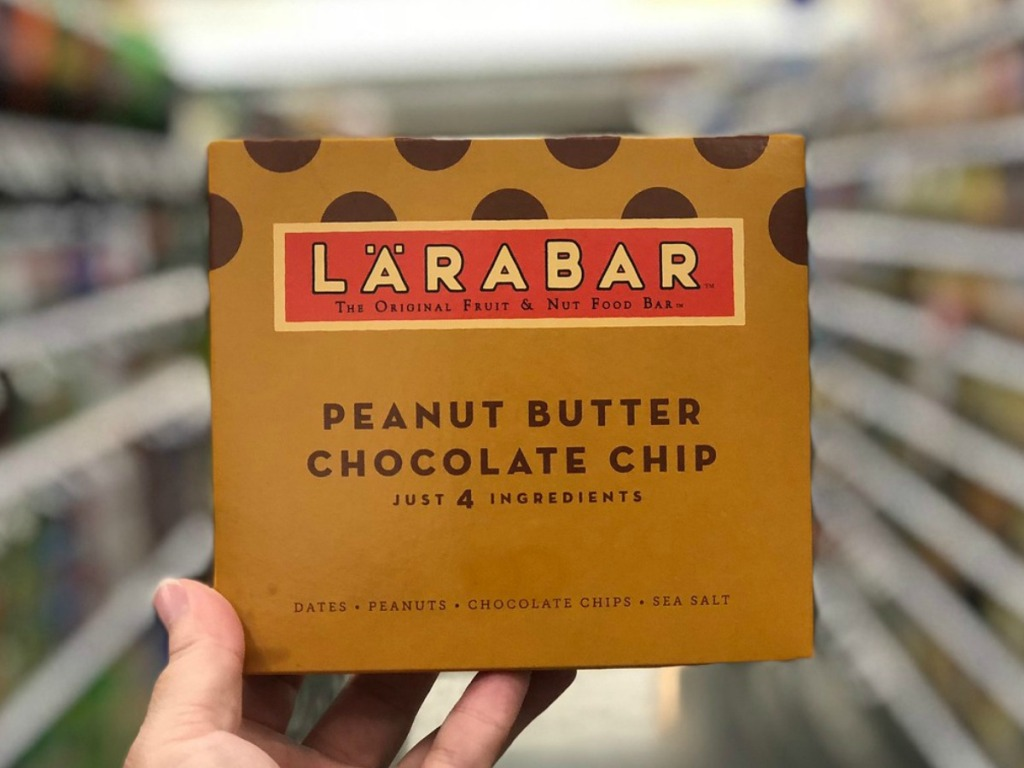 larabar peanut butter chocolate bars