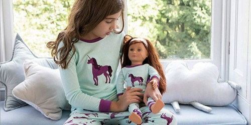 Leveret Pajama Matching Girl & Doll Sets Only $10.79 (Regularly $30)