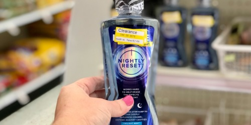 Listerine Mouthwash Possibly Just $1.68 at Target