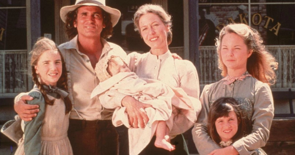 original cast of little house on the prairie