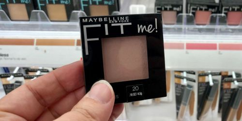 $5 Worth of New Maybelline Cosmetics Coupons
