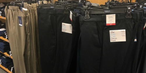 Kohl's Cardholders: Men's Dress Pants, Shirt AND Tie Only $30.50 Shipped (Regularly $102)