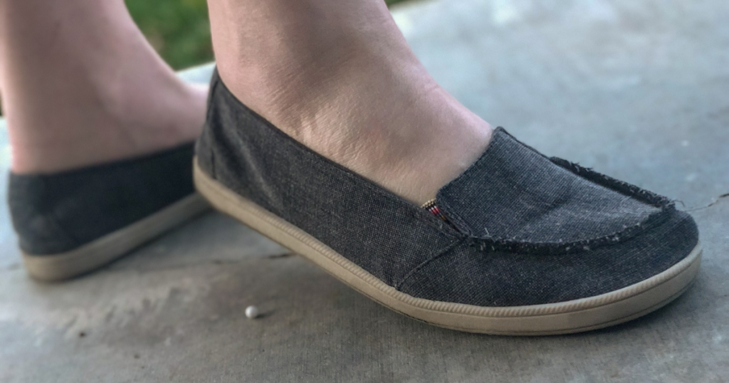 walmart wednesday — michelle walmart moccasin slip on shoes