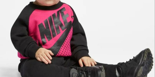 Over 30% Off Nike Infant Apparel & Shoes + Free Shipping