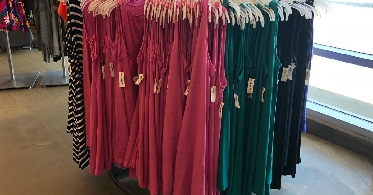 3b671463f70 Old Navy Dresses Just  6 -  8 (Free Shipping w   25+ Order) - Hip2Save