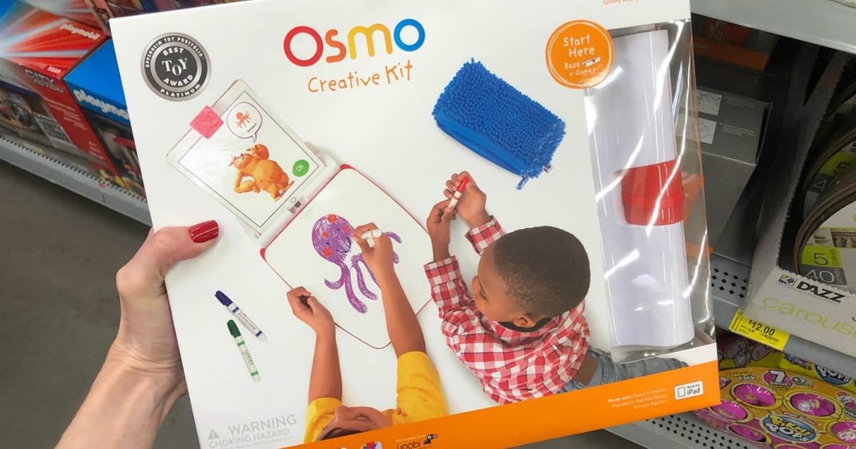 Osmo Creative Kit Possibly Just 17 At Walmart Regularly 80 More