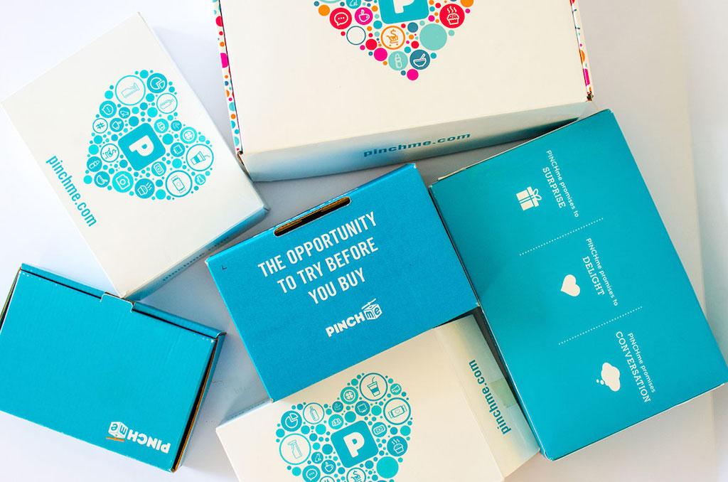 PINCHme boxes