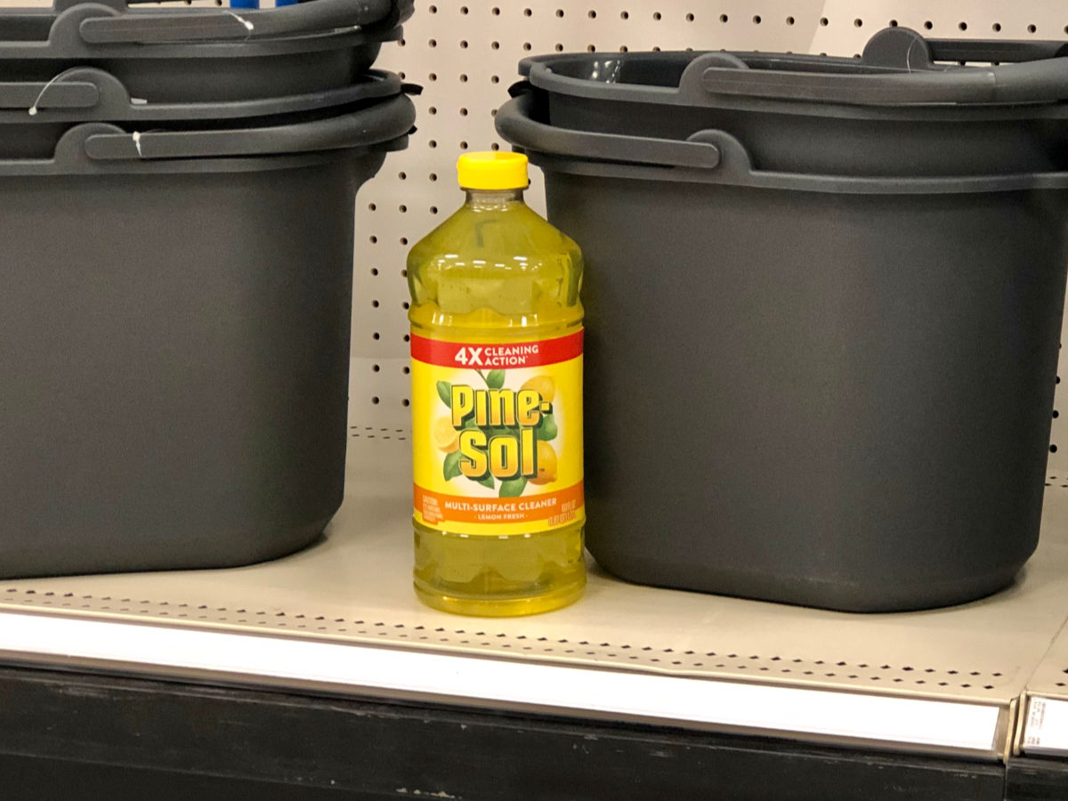 photograph regarding Gas Coupons Printable called Fresh $0.75/1 Pine-Sol Printable Coupon - Hip2Help you save