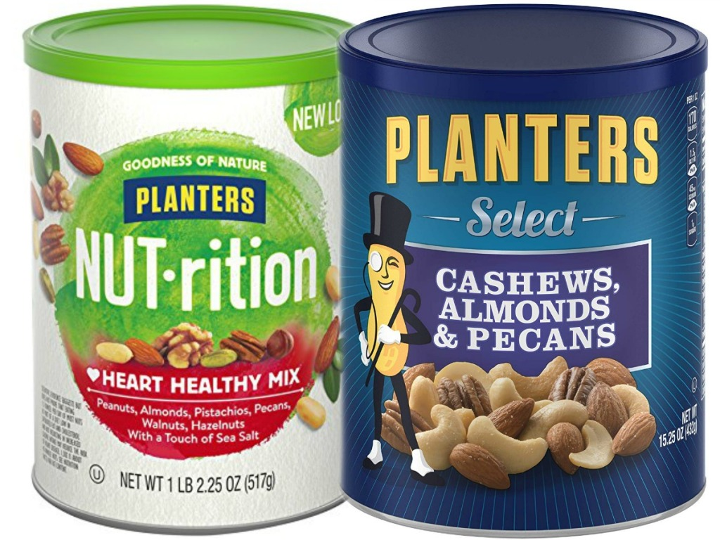 Amazon: Planters Deluxe Mixed Nuts Only $7 Shipped & More