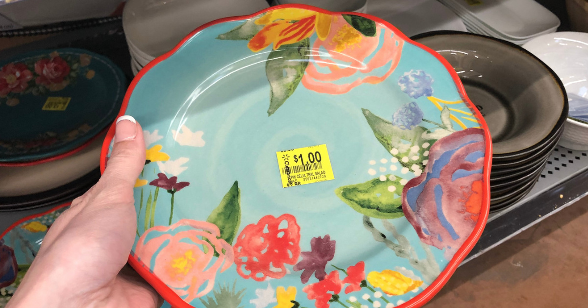 Up to 75% Off The Pioneer Woman Dishes at Walmart