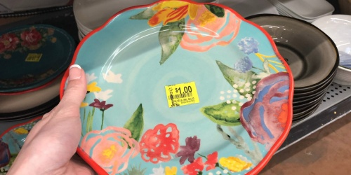 Up to 75% Off Pioneer Woman Dishes at Walmart